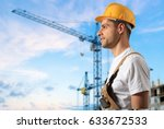 construction. | Shutterstock . vector #633672533
