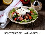 Classic Greek Salad From...