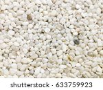 wall of small sand stone... | Shutterstock . vector #633759923