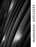 study of lines and dramatic... | Shutterstock . vector #634112153