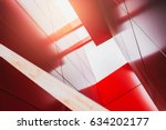 abstract background view of a... | Shutterstock . vector #634202177