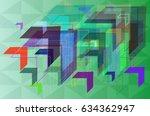 way background elements   Shutterstock .eps vector #634362947