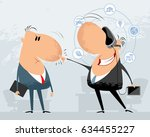 vector illustration of a two... | Shutterstock .eps vector #634455227