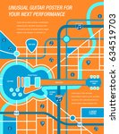 it  a map   it s a poster   it...   Shutterstock . vector #634519703