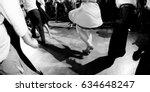 vintage photography in black... | Shutterstock . vector #634648247