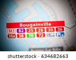 Bougainville Station. Marseill...