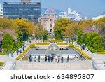 Hiroshima Peace Memorial Park...