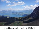 switzerland park near mt... | Shutterstock . vector #634941893