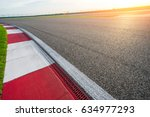 asphalt road   Shutterstock . vector #634977293