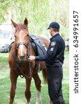 Mounted Police Of Ukraine....