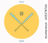 baseball blue outline vector...