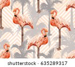 beautiful vector hand drawn... | Shutterstock .eps vector #635289317