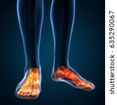 Human Body Bone Joint Pains...