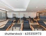 design of new modern spa... | Shutterstock . vector #635350973