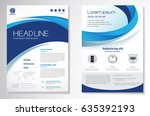 template vector design for... | Shutterstock .eps vector #635392193