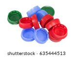 Recycled Plastic Bottle Caps O...