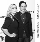 Small photo of NEW YORK, NY - APRIL 22, 2017: Director Sandy Chronopoulos and fashion designer Zac Posen attend the 'House of Z' Premiere during 2017 Tribeca Film Festival at SVA Theatre