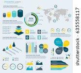 infographics elements... | Shutterstock .eps vector #635558117