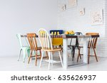 up to date simple design of... | Shutterstock . vector #635626937