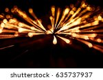 abstract style colorful photo... | Shutterstock . vector #635737937