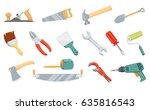 Repair Tool. Sawing Saw  Hamme...