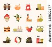 vector illustrations of... | Shutterstock .eps vector #635822177