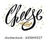 cheese banner. beautiful...   Shutterstock .eps vector #635844527