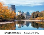 calgary  alberta  canada | Shutterstock . vector #636104447