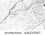 abstract black and white... | Shutterstock . vector #636215567