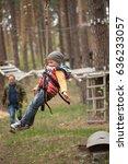 gomel  belarus   30 april  2017 ... | Shutterstock . vector #636233057