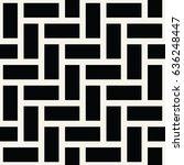 abstract geometric tile art...   Shutterstock .eps vector #636248447