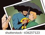 stock illustration. people in... | Shutterstock .eps vector #636257123