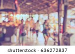 abstract blur image of day...   Shutterstock . vector #636272837