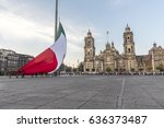 mexico  mexico city  8 february ...   Shutterstock . vector #636373487