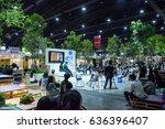 nonthaburi   may 6  2017 ... | Shutterstock . vector #636396407