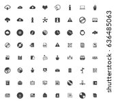 information icons | Shutterstock .eps vector #636485063