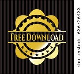 free download gold badge
