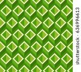 Seamless 3d Pattern Geometric.