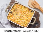 Macaroni And Cheese In A...