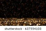 Glitter Backround. 3d...