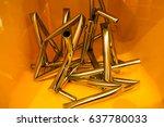 the old steel | Shutterstock . vector #637780033
