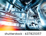industrial factory various