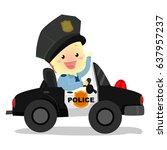 vector illustration of... | Shutterstock .eps vector #637957237