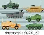 Modern Military Technics...