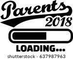 parents loading 2018 | Shutterstock .eps vector #637987963