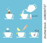 graphic information about... | Shutterstock .eps vector #638030737
