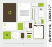 corporate identity  stationery