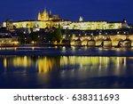 prague  czech republic   21... | Shutterstock . vector #638311693