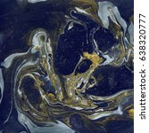 decorative marble texture.... | Shutterstock . vector #638320777
