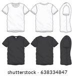 vector illustration of black... | Shutterstock .eps vector #638334847